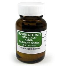 Silver Nitrate, 25g, Photography, Raku glaze