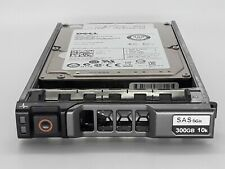"Dell PowerEdge R910 R710 R610 2.5"" 300GB Enterprise Server Hard Drive T871K"