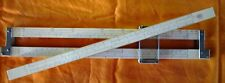 Vintage (1958) Post Versalog Slide Rule with Case and Instruction Book