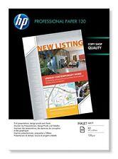 Carta fotografica opaca HP per stampanti senza inserzione bundle