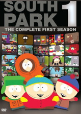 South Park Complete First Season 0097368801844 DVD Region 1 P H