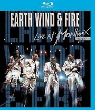 LIVE AT MONTREUX 1997/98 (BLURAY) - EARTH,WIND & FIRE EAGLE VISION  BLU-RAY NEU