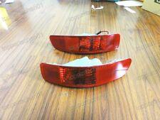 1Pair Rear Reflector Fog Lights Lamps For Mitsubishi Outlander 2007-2013