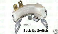 Back Up Reverse Light Switch 69 Camaro Nova 4 speed 1969 GM # 3943657 fits 69-73