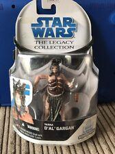 Hasbro Star Wars The Legacy Collection Yarna D'al' Gargan Figure