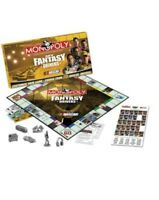 Monopoly Nascar Edition My Fantasy Drivers Ages 8+ 2007 Collector Board Game NIP