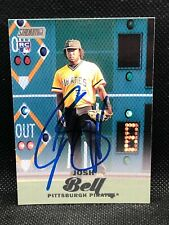 2017 Topps Stadium Club Josh Bell #57 RC Auto Signed Autograph Pirates
