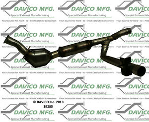 Catalytic Converter-Exact-Fit Right Davico Exc CA fits 99-00 Ford F-150 4.2L-V6