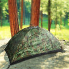 2 People Waterproof Outdoor Tent Camping Hiking Tent UV Protection Camouflage