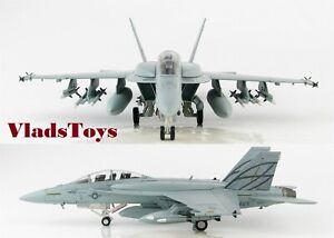 Hobby Master 1/72 F/A-18F Advanced Super Hornet Loaded Configuration HA5118B