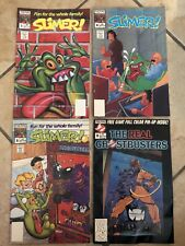 Slimer & The Real Ghostbusters Comics