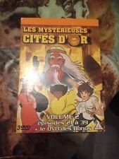 DVD Les mystérieuses cités d'or volume 2/2 | Anime | Lemaus
