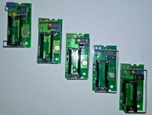 HONEYWELL SECURITY 5816 WIRELESS DOOR/WINDOW REPLACEMENT TRANSMITTERS LOT of 5