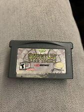 Gauntlet: Dark Legacy (Nintendo Game Boy Advance, 2002)