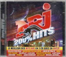 2 CD COMPIL 33 TITRES--NRJ HITS--GUETTA/MIKA/COLDPLAY/LADY GAGA/ALLEN/PITBULL
