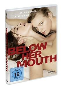 Below Her Mouth - Lesbian Interest -Erika linder, Natalie Krill NEW REGION 2 DVD