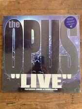"The Opus Live Rubberoom Ozone US 12"" 2002 Sealed"