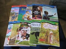 Lot of 10 Children's Books Level 1, 2 & 3
