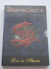 Savage Circus - Live In Atlanta (DVD) Brand New, Sealed, Slip-Case,  Region All