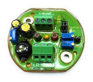 Gas Tech Australia LEL Amplifier Calibration Procedure P.N. 57-7056A
