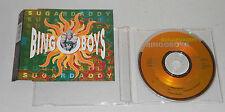 MAXI SINGLE CD Sugar Daddy-Bing boys 1994 5. Tracks