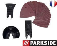 PARKSIDE® Accessoires pour outil multifonction 23 pieces