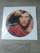Picture LP Johnny hallyday