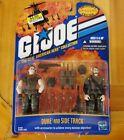 GI JOE Collector\'s Special Edition DUKE and SIDE TRACK! NIP! Hasbro