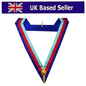 Royal Arch Chapter Provincial Collarette Freemasons Masonic Regalia Collar (NEW)
