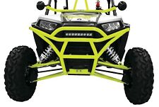 Dragonfire Racing RacePace Front Bumper for RZR XP 1000 and RZR 900 Lime Squeeze