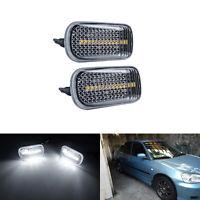 LED Side Marker Repeater Indicator Light For JDM Honda Civic EP3 TypeR Jazz FIT
