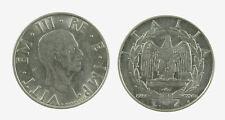 s535_338) Vittorio Emanuele III (1900-1943) 2 lire Impero 1939