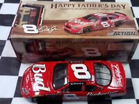 Dale Earnhardt Jr #8 Budweiser Fathers Day 2004 Monte Carlo 1:24 Action 106982
