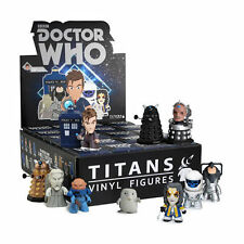 """Doctor Who Titans 10th Doctor Series 2 3"""" Figure Full Case of 20 Blind Boxes"""