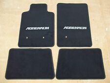 2007 2008 2009 2010 EXPLORER SPORT TRAC ADRENALIN CARPETED FLOOR MATS 4 PIECE