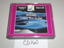 Mozart Complete Works For Flute Renee Siebert 3 CD Set -0717CD160
