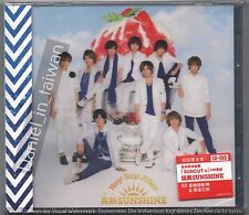 Hey! Say! JUMP: Maji Sunshine (2016) CD & DVD TYPE A