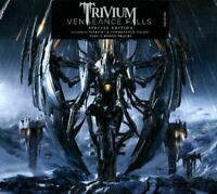 TRIVIUM vengeance falls (CD album, special edition, digipak) heavy metal, thrash