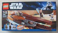 LEGO Star Wars 7959 Geonosian Starfighter Neu & OVP