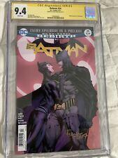 Batman 24 Cgc 9.4 Signed By David Finch