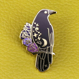 Bird Animal Fashion Badge pins Pearl Brooch Wedding Bridal Women Jewelry New