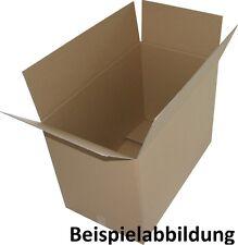 10 Versandkarton 500 x 210 x 120 Faltkarton 1 Wellig K19 Umzugskarton Verpackung