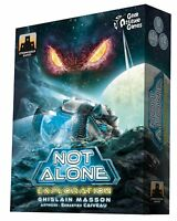 Not Alone Exploration Expansion Board Game Stronghold Games SG 7110 Space Card