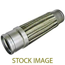 "Thermo Tech 8""x8""x20"" F/F/GXG Stainless Steel Braided Hose Flexible Connector"