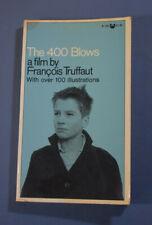 The 400 Blows François Truffaut Grove Press Paperback 1969 w Photos