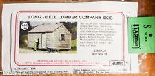 American Model Builders, Inc S #79 Long - Bell Lumber Co. Skid (Laser Cut/2 Kits