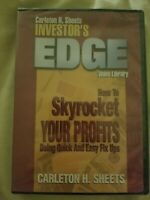 Investor's Edge: How To Skyrocket Your Profits (DVD) New