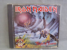 Iron Maiden- Flight of Icarus/ The Trooper- EMI 1990 RAR