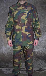 Uniform Suit Combat Vintage