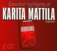 Essential Highlights of Karita Mattila, New Music